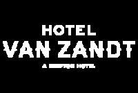 VAN ZANDT WHITE SIZED