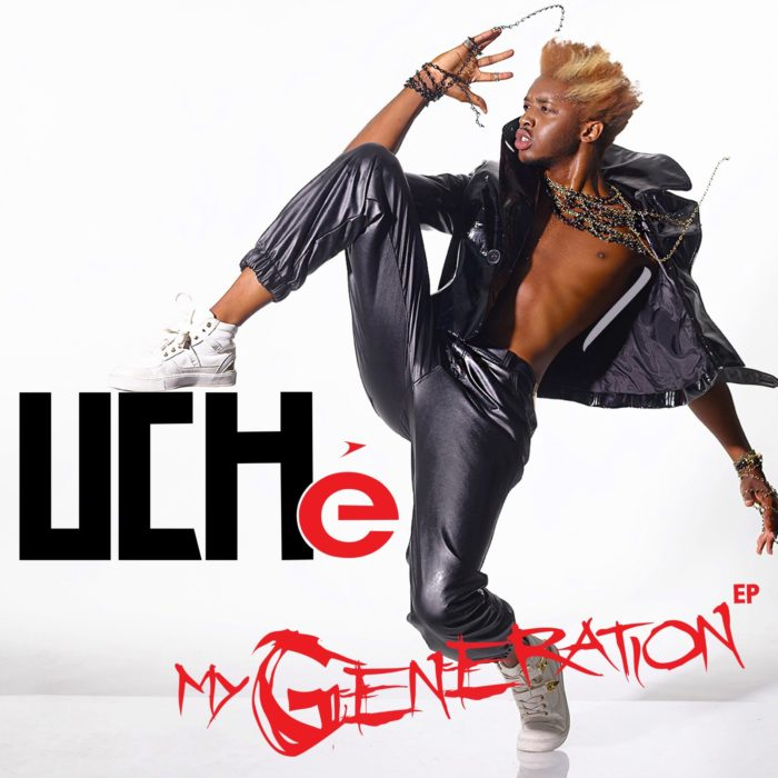 Uche-EP Cover My Generation
