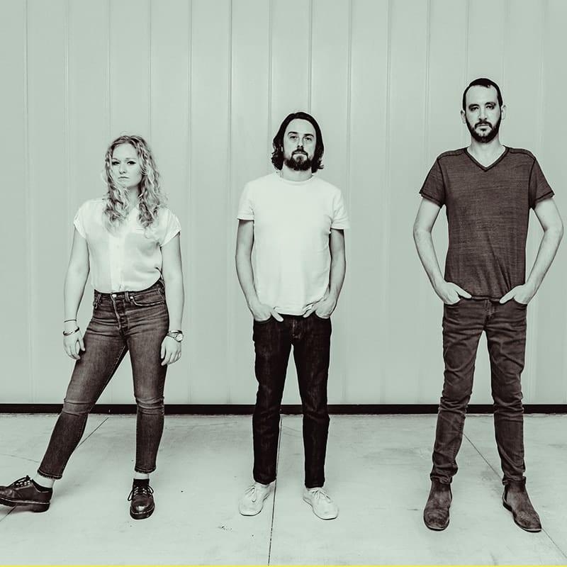 Austin based quartet Löwin, shot by Ismael Quintanilla